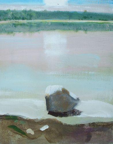 Mudflat Rock