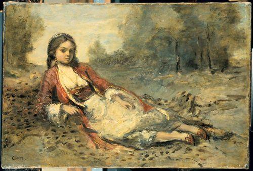 Corot Algerian