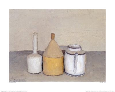 Still life 1956  Morandi