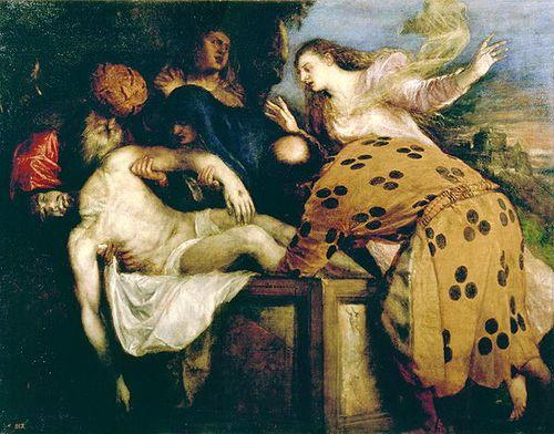 Titian Entombment I