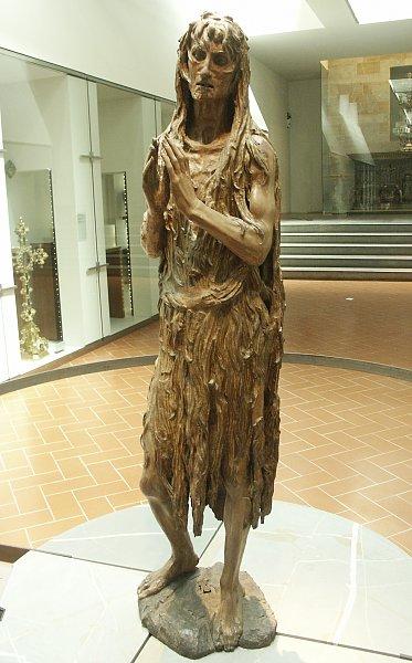 Mary Magdelene by Donatello