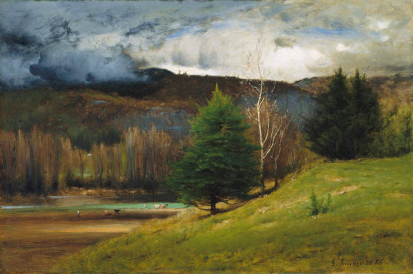 Xa. George Inness Humphry's Lodge