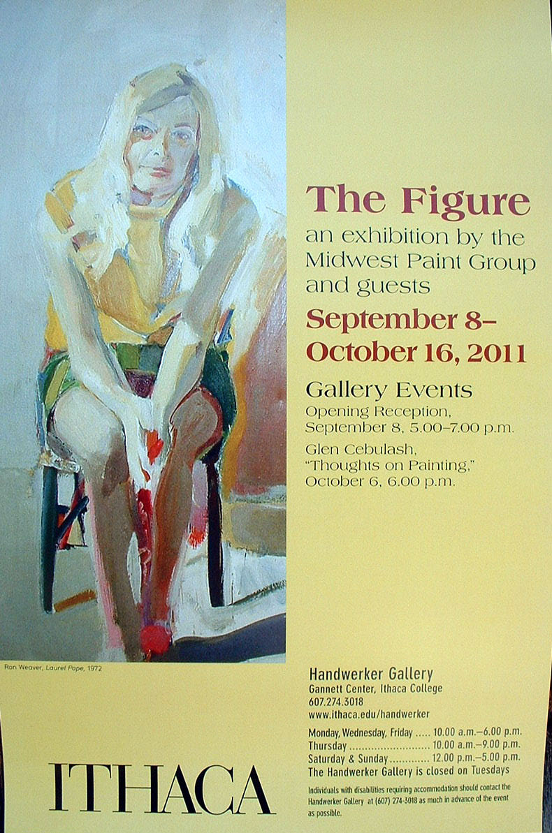 Poster from Figure Show at Ithaca College-1-1