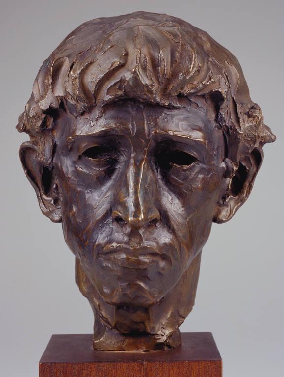John Marin Head rin-1928-by LaChaise