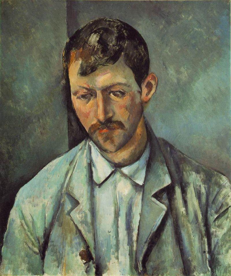 Cezanne_paysan (peasant)