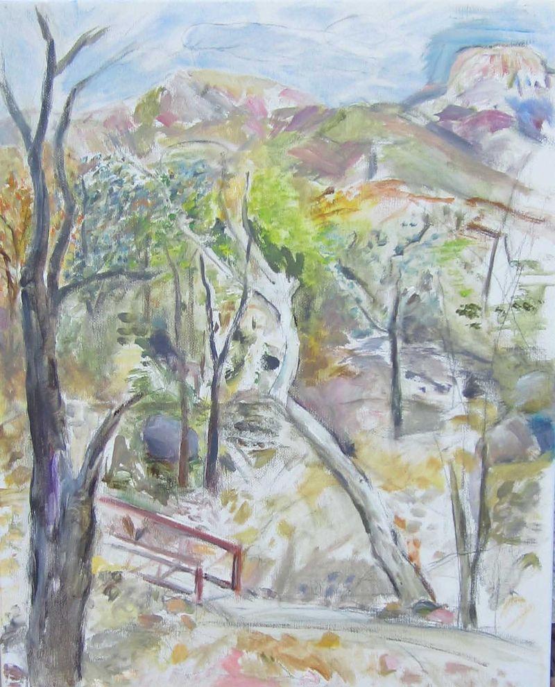 B. Port. Madera Canyon vista 5-1