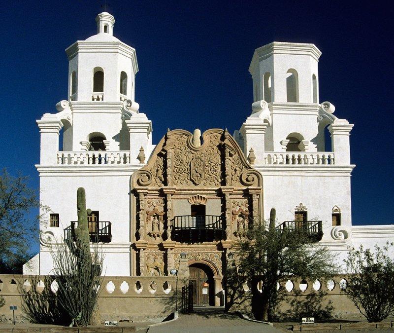 San Xavier del Bac photo
