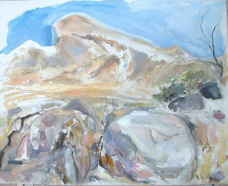 B. Port. Mountain & Rocks,  Whipple Obseratory