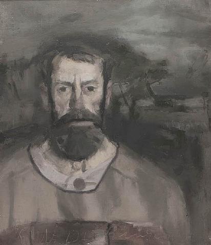 Dickenson, self Portrait 1941