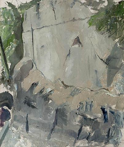Dickenson, x-cliff, 1926
