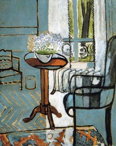 Matisse The Window