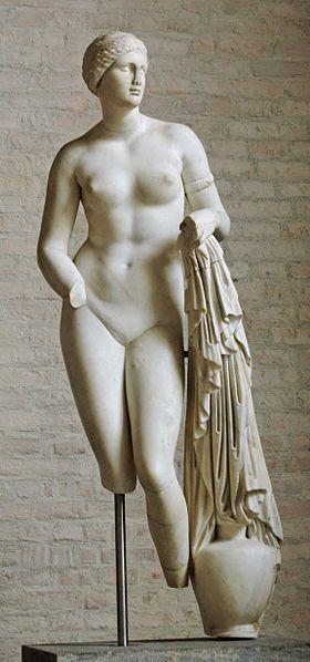 Greek sculputure Aphrodite